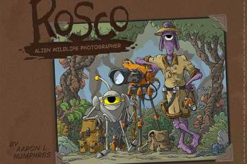 Rosco: Alien Wildlife Photographer