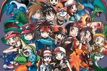 The Art of Pokemon Adventures