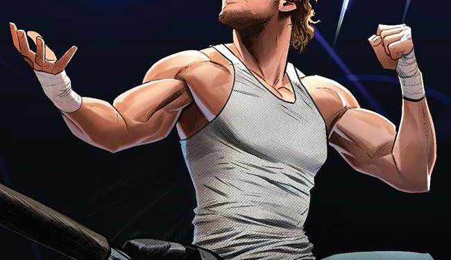 WWE #8