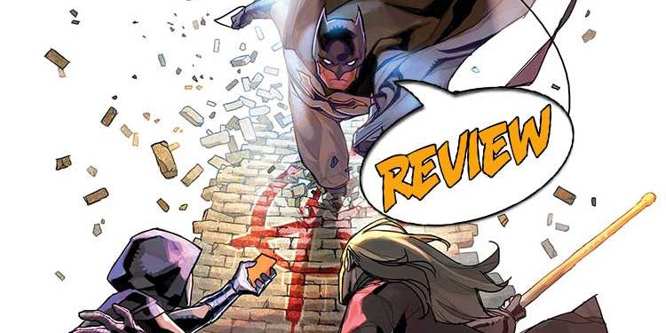 Detective Comics #963 Review