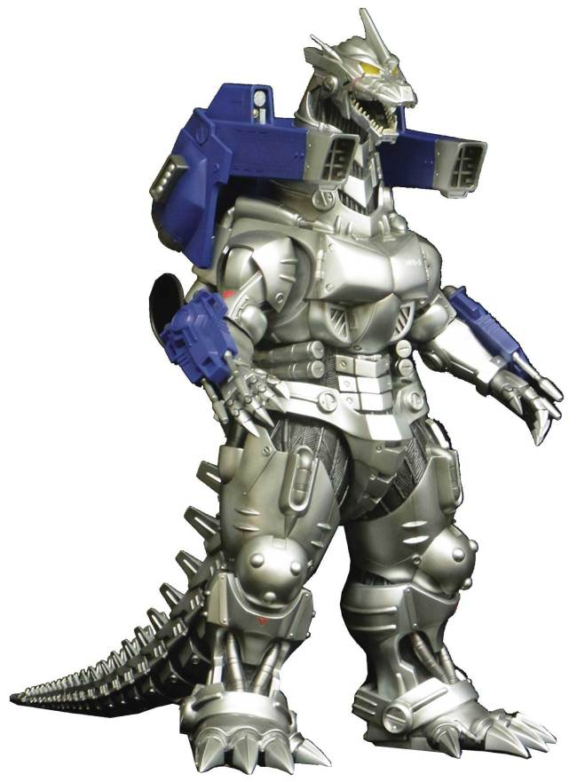 Mechagodzilla toy