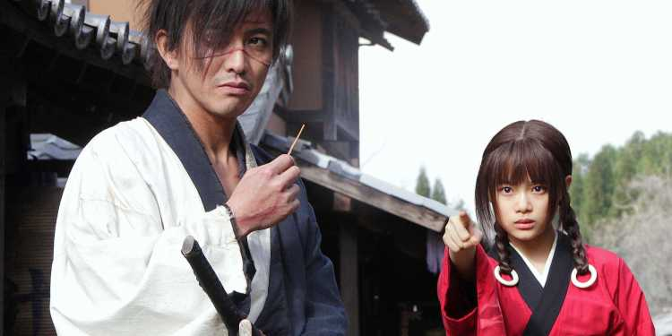 Blade of the Immortal movie