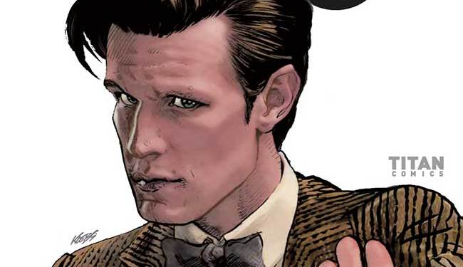 DOCTOR WHO: ELEVENTH DOCTOR LOST DIMENSION SPECIAL #4