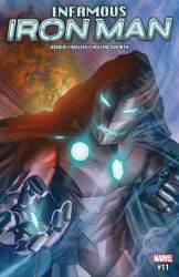 Infamous Iron Man #11