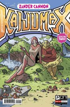 Kaijumax Season 3, #3