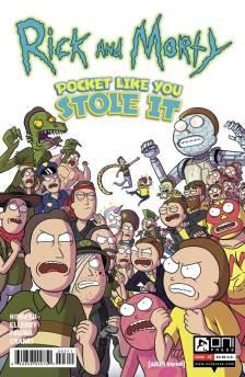Rick and Morty: Pocket Like You Stole It #3