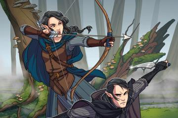 Vox Machina Critical Role Critical Hit Geek and Sundry