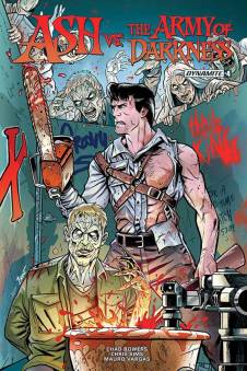 Ash vs Army of Darkness #4