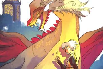 Wayne Hall, Wayne's Comics, scales, scoundrels, dragon, Image Comics, Sebastian Girner, Galaad, Luvander, all-ages, fantasy,