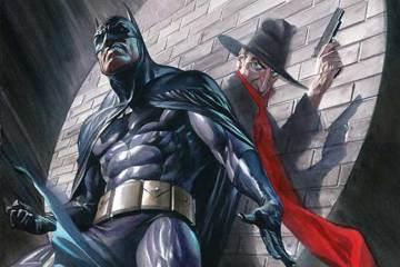 The Shadow / Batman #1