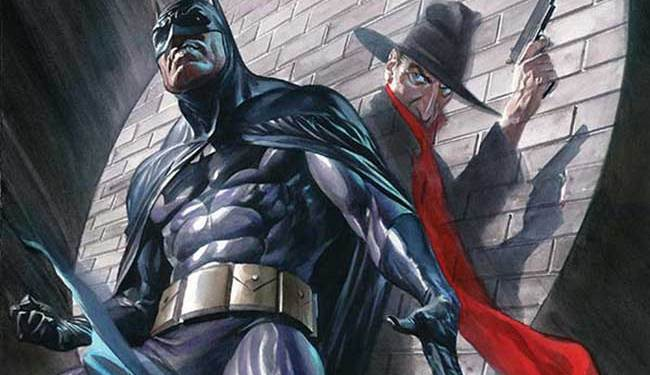 The Shadow / Batman #1