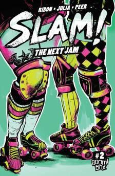 SLAM! The Next Jam #2