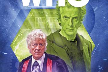 Doctor Who Twelfth Doctor Year Three #8