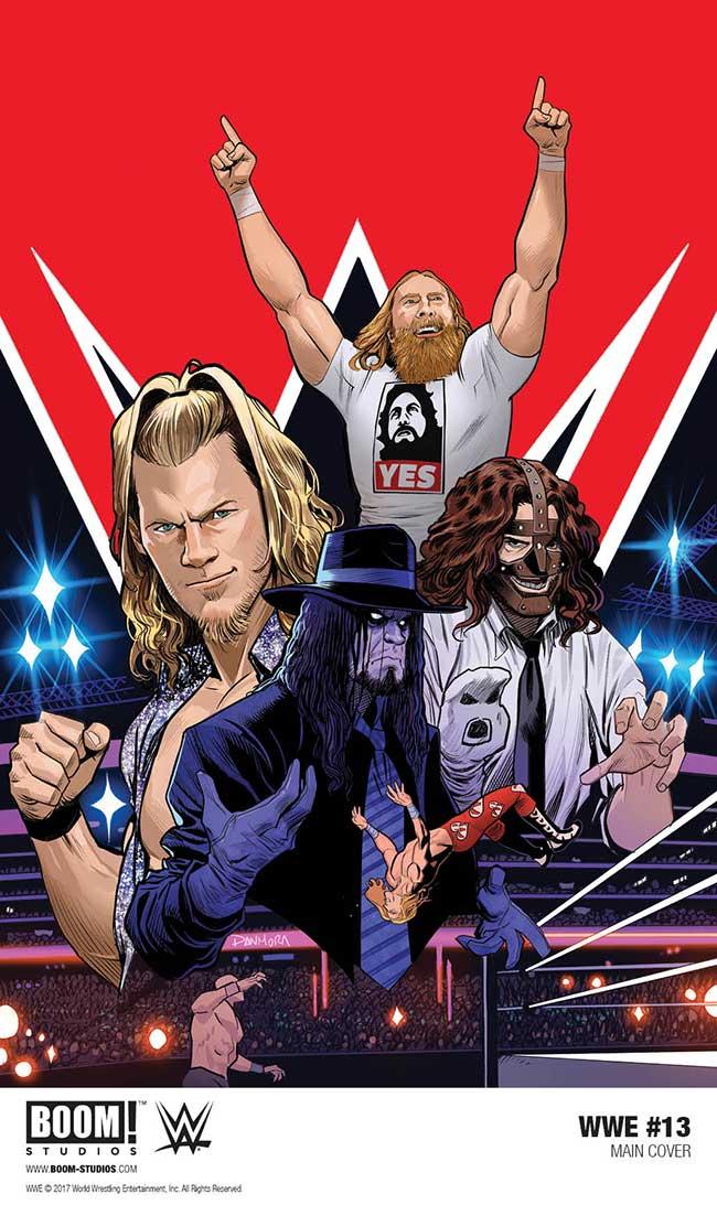 WWE #13 Somoa Joe