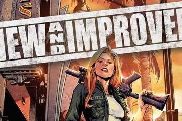 Wayne Hall, Wayne's Comics, New and Improved, Kickstarter, Tara Flynn, Anthony Spay, Mallory, Charlie Norris, mutated food supplement, immortal, invincible