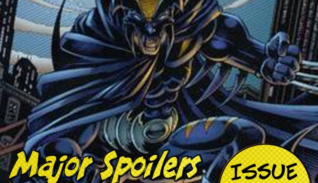Major Spoilers Podcast #751 Legends of the Dark Claw Spider-Boy Amalgam Universe