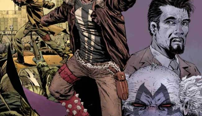 The Walking Dead Variant Covers