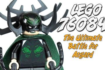 The Ultimate Battle for Asgard Lego Thor Ragnarok