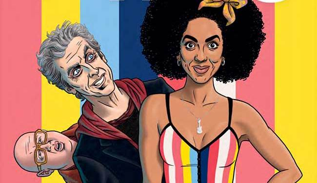 Doctor Who Twelfth Doctor Year 3 #9