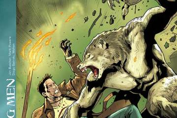 Jim Butcher's The Dresden Files Dog Men #6