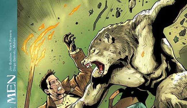 Jim Butcher's The Dresden Files Dog Men #6