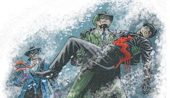 Green Hornet '66 Meets The Spirit #5