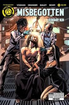 Misbegotten: Runaway Nun #3