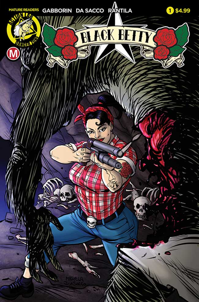Preview Black Betty joins the Zombie Tramp universe