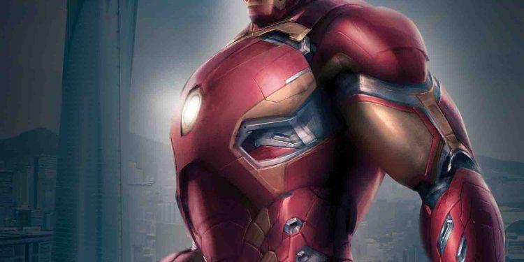 Iron Man Hong Kong Heroes