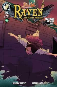 Princeless: Raven the Pirate Princess Year 2 #2