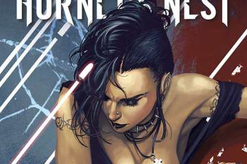 The Girl Who Kicked the Hornet's Nest: Millennium #1