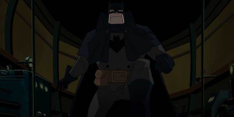 Batman: Gotham By Gaslight animated movie