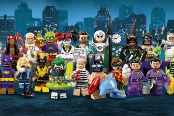 LEGO Batman Movie Series 2 Minifigures