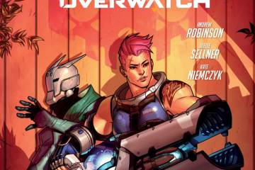 Overwatch Black Hammer Free Comic Book Day