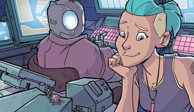 Atomic Robo and the Spectre of Tomorrow #3