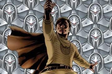 Battlestar Galactica vs Battlestar Galactica #1