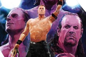 WWE Royal Rumble Special 2018 #1
