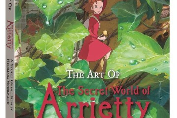 Art Of The Secret World Of Arrietty