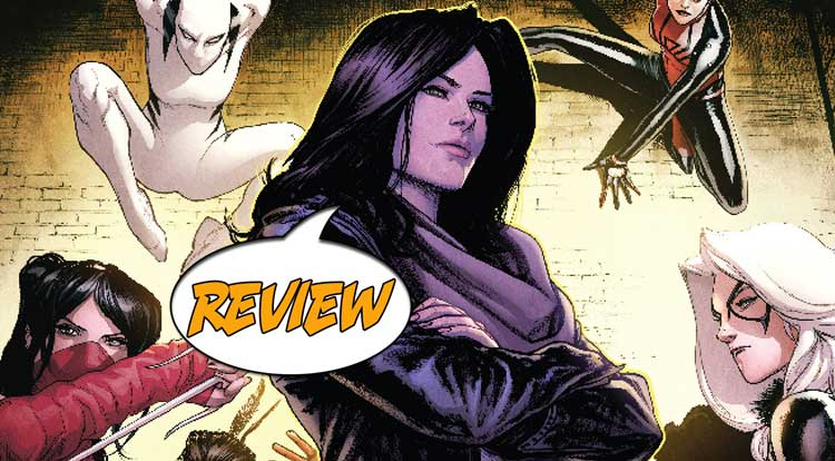 The Defenders' war with Diamondback heats up... Time for reinforcements!. Your Major Spoilers review of Defenders #9 awaits!