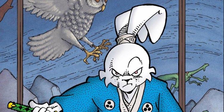 Usagi Yojimbo Gaumont Stan Sakai