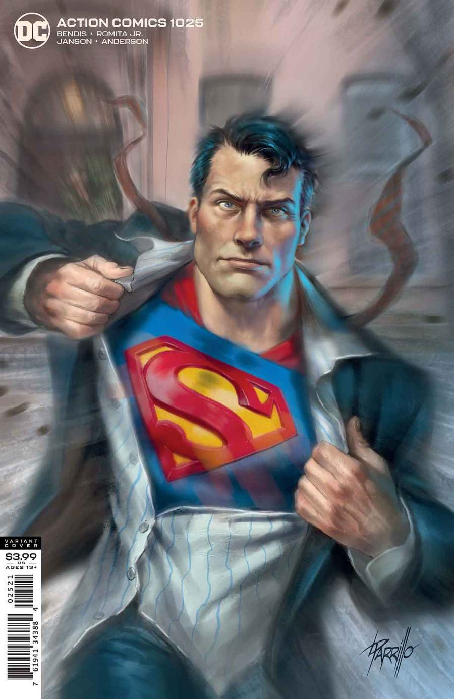 First Look] Action Comics #1025 — Major Spoilers — Comic Book Previews