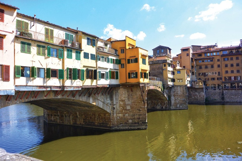 Ponte Vecchio Best Things to do in Florence Italy