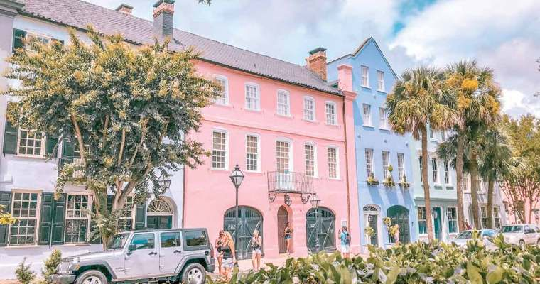 A Long Weekend in Charleston, South Carolina