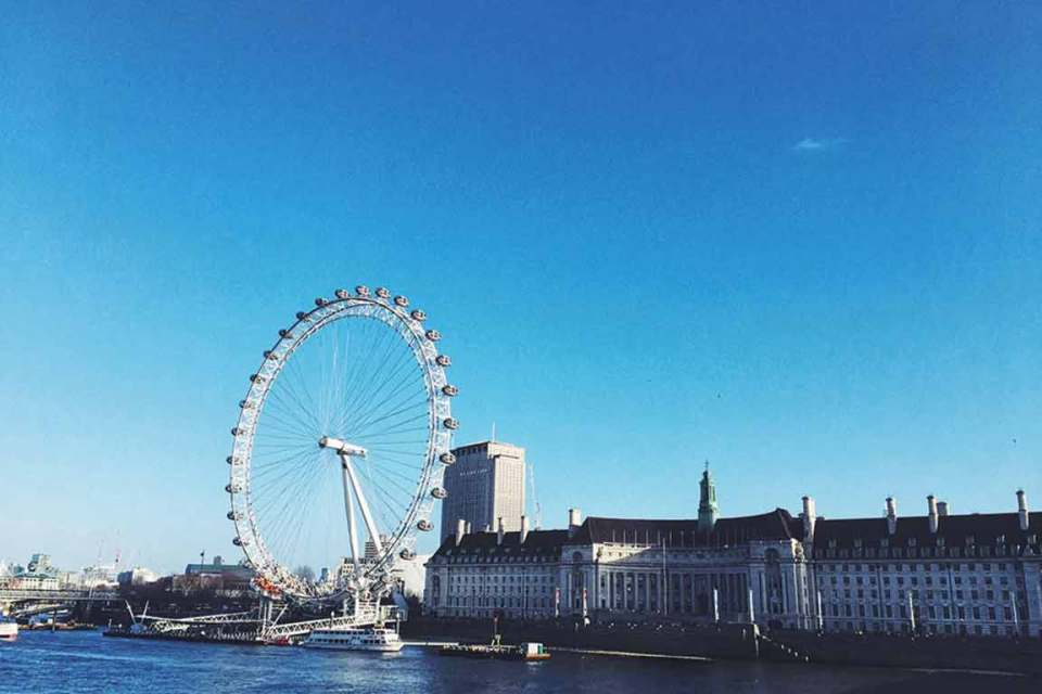 Best Things to do in London London Eye