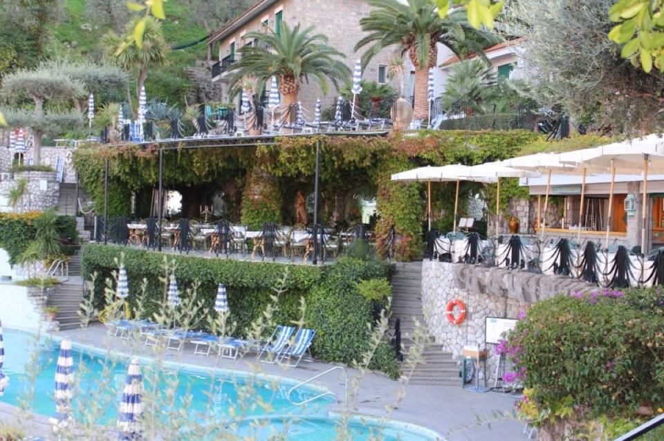 Exterior Grand Hotel Capodimonte