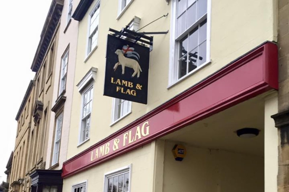 Lamb and Flag Best things to do in Oxford England