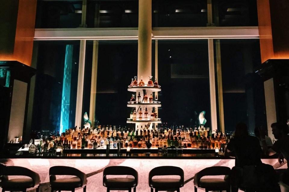 Bar Ritz Carlton Tokyo
