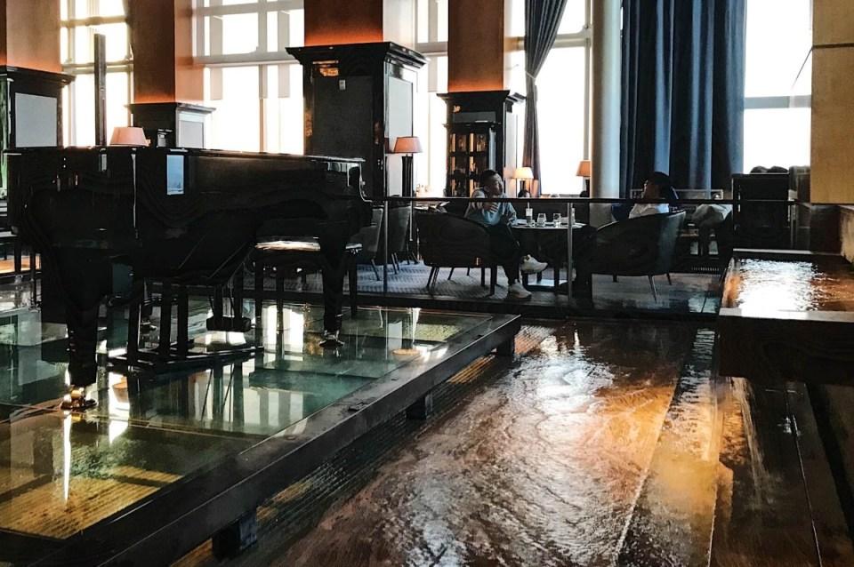 Piano Ritz Carlton Tokyo