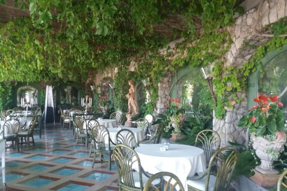 Gardens Grand Hotel Capodimonte