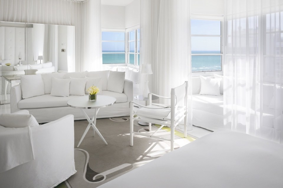 Where to Stay in Miami: Delano